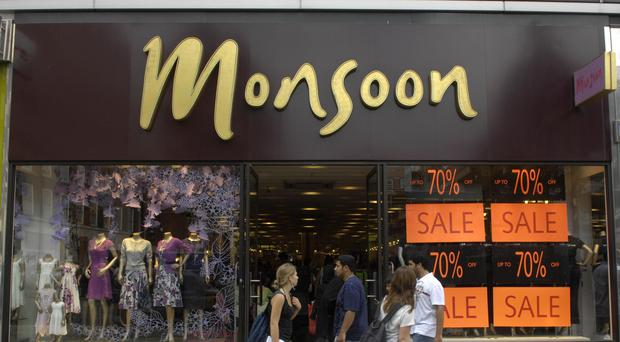 Monsoon Accessorize has 258 stores (PA)