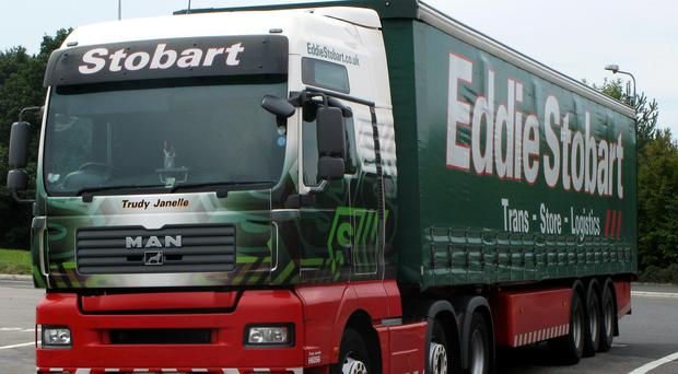 Eddie Stobart has warned first-half earnings will be at the lower end of expectations (PA)