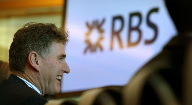 RBS chief Ross McEwan has revealed he is joining National Bank Australia as its next boss (Andrew Milligan/PA)