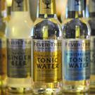Drinks brand Fever-Tree saw sales rise despite being weighed down by a wet spring and early summer (Lauren Hurley/PA)