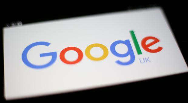 Google parent company Alphabet reported a healthy rise in revenue (Yui Mok/PA)
