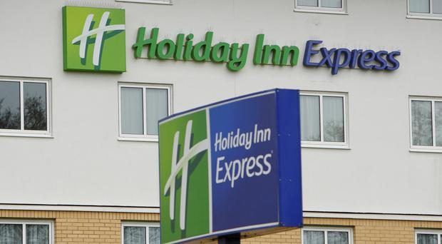 Holiday Inn owner InterContinental Hotels Group has seen half-year profits jump 25% despite slowing growth in its Greater China division (Chris Ison/PA)