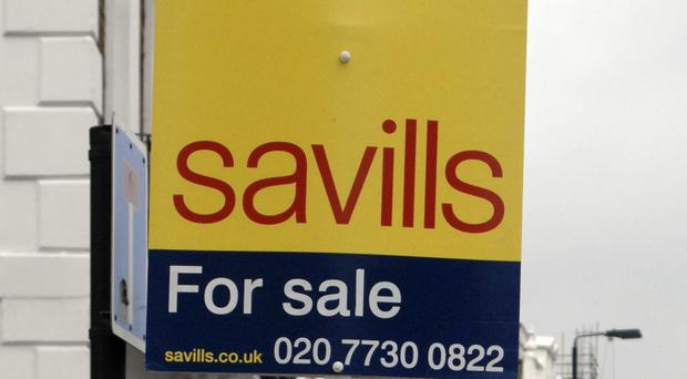 Property agent Savills has posted falling half-year profits after Brexit uncertainty and political unrest in Hong Kong took their toll (Ali Waggie/PA)