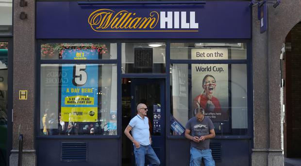 William Hill embarks on transitional journey posting group losses of £63m