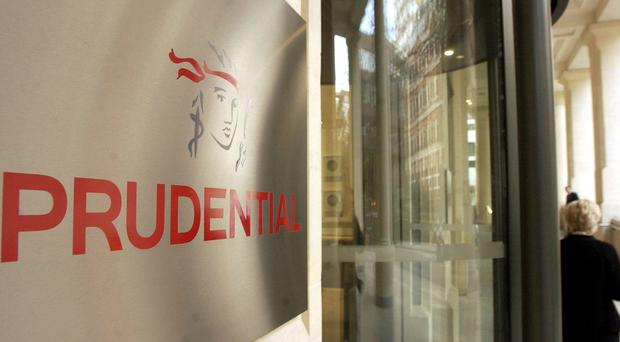 Prudential has confirmed it will spin off its UK savings and investment arm by the end of the year (Chris Young/PA)