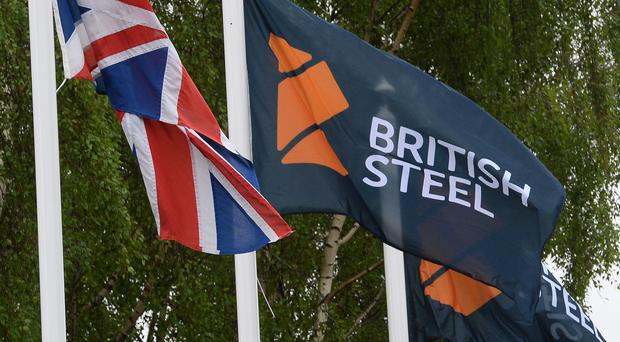 A Turkish army pension fund is the front runner to secure a rescue deal for British Steel (PA)