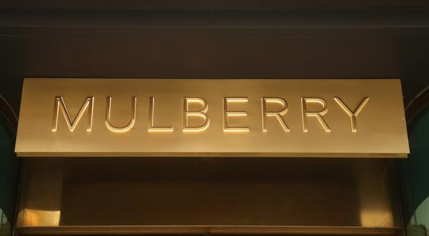 Mulberry has appointed Charles Anderson to be its group finance director (Yui Mok/PA)