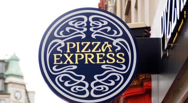 Pizza Express has been upgrading some sites in the UK and Ireland (PA)