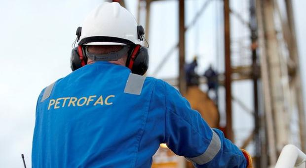 Oilfield firm Petrofac said orders for the first half of the year had slipped (Petrofac/PA)