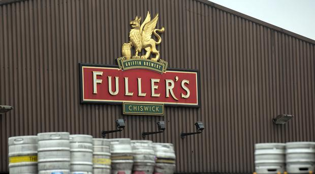 Fuller's said it will hand shareholders £69 million after the sale of its brewery arm for £250 million (PA)