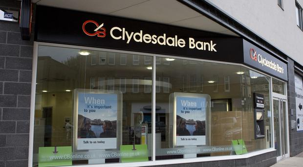 The bank said it could not accurately determine how much it could pay out (Clydesdale Bank/PA)