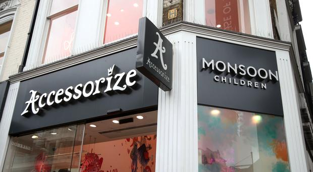 Monsoon Accessorize is among the companies which have used CVAs to secure rent cuts in recent months (PA)