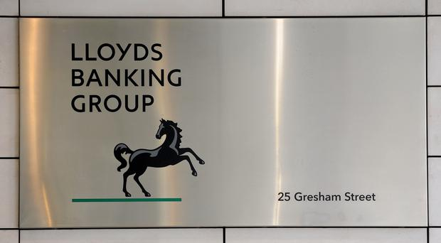 Lloyds has admitted it will need to increase its PPI provisions after a late surge in potential claims ahead of the August 29 deadline (Nick Ansell/PA)