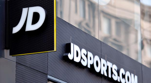 JD Sports revealed another set of record results (Nick Ansell / PA)