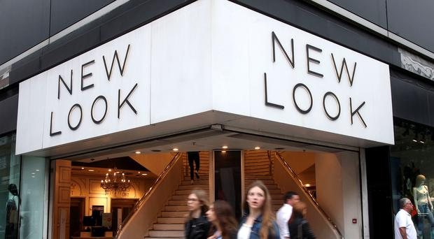 Fashion chain New Look posted a 10.1% fall in sales for the 13 weeks to June 29 (Yui Mok/PA)