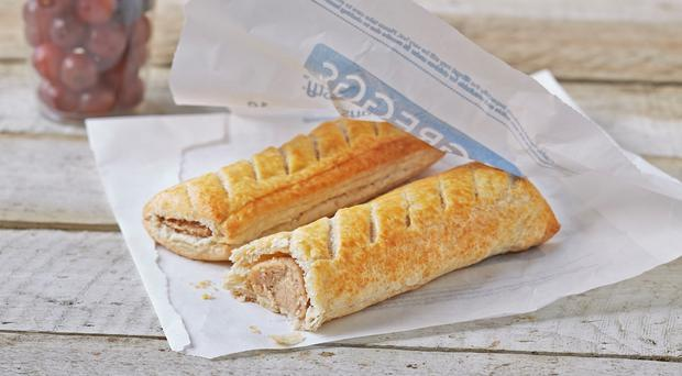Greggs sales continued to rise in the third quarter, but the bakery chain warned that Brexit could hit food and labour costs (Greggs/PA)