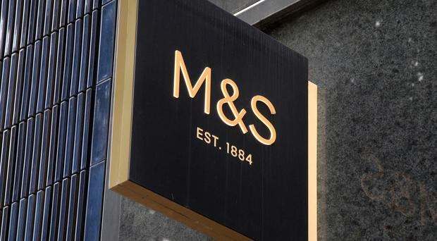 A branch of Marks and Spencer on Oxford Street, central London, as the retail giant told investors and analysts that more work needed to be done in the turnaround of its ailing clothing division (PA)