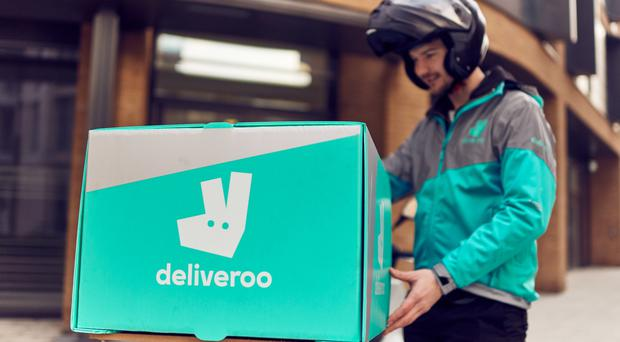 Deliveroo sales surged 72% higher in 2018 (Mikael Buck/Deliveroo/PA)