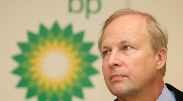 BP boss Bob Dudley is retiring after 40 years in the industry (Dominic Lipinski/PA)