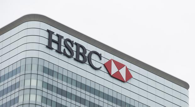 According to reports, HSBC is looking to cut 10,000 jobs across its workforce (PA)