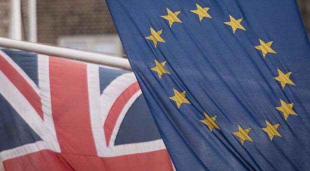 The FTSE 100 pushed higher as markets reacted to a potential breakthrough in Brexit talks. (Stefan Rousseau/PA)
