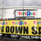 Toys R Us is among several big-name companies to have failed in recent years (PA)
