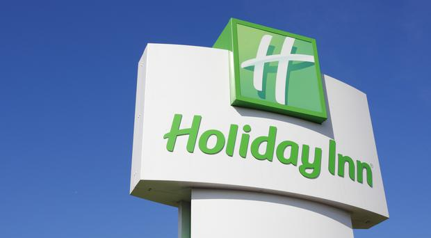 Holiday Inn owner InterContinental Hotels Group has seen revenues hit by political unrest in Hong Kong (Chris Ison/PA)