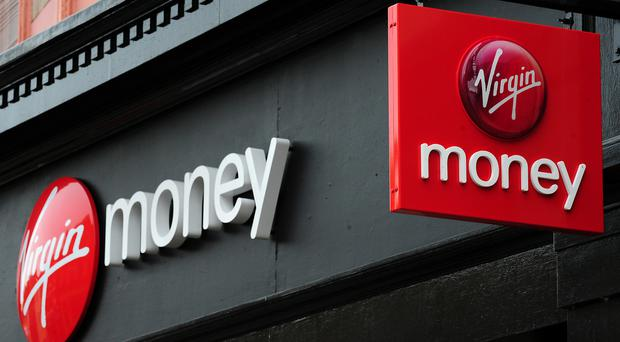 Virgin Money has kick-started a rebranding process which means all customers in its group can be offered its full range of services (Rui Vieira/PA)