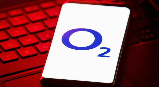 Mobile phone network O2 is trialling outlets within Next stores (Dominic Lipinski/PA)