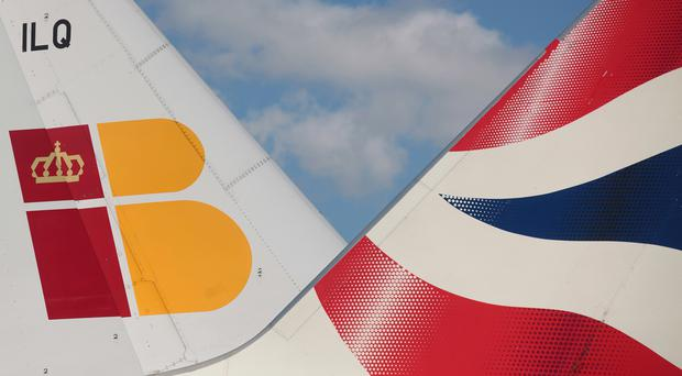 BA and Iberia owner IAG has announced the purchase of Air Europa for 1bn euros (BA/PA)