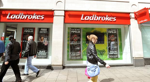 Ladbrokes-owner GVC is parting ways with its chairman after 11 years (John Stillwell/PA)