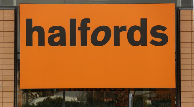 Halfords has unveiled a deal to boost its Autocentres business under plans to renew its focus on motoring (Chris Radburn/PA)