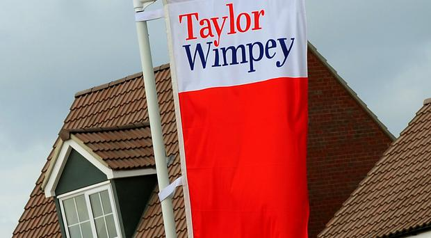 Taylor Wimpey said the housing market is resilient (Rui Vieira/PA)