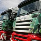 Eddie Stobart has received a £55 million bid from a private equity shareholder to take control of the company (Eddie Stobart/PA)
