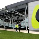 London Southend Airport owner Stobart Group has scrapped its dividend to focus on expansion (Chris Radburn/PA)