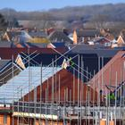 The number of additional homes being created in England has surpassed a previous peak reached in 2007/08, figures show (Joe Giddens/PA)