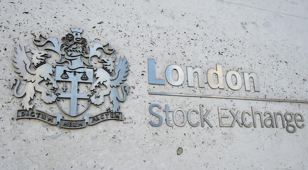 London's top flight joined markets worldwide in dropping into the red on Thursday (PA)