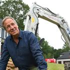 HomeServe has teamed up with TV's Mike Rowe, presenter of Dirty Jobs, to advertise in the US (HomeServe/PA)