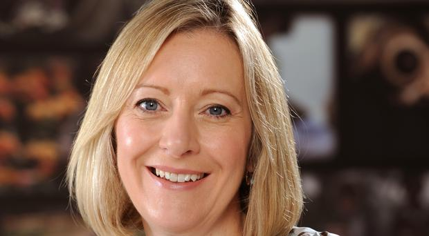 Jill McDonald has been named as Costa Coffee's new chief executive (PA)