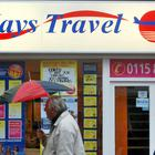 Hays Travel got 555 new stores when it took over Thomas Cook's high street presence (Lewis Stickley/PA)