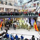 Landsec owns the Trinity shopping centre in Leeds (Alex Whitehead/Welcome to Yorkshire/PA)