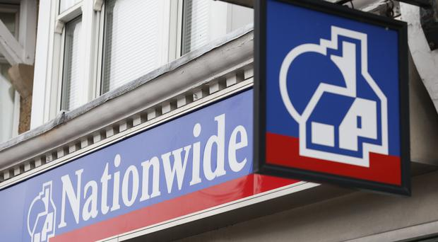 Nationwide improved its share of the current account market (Jonathan Brady/PA)
