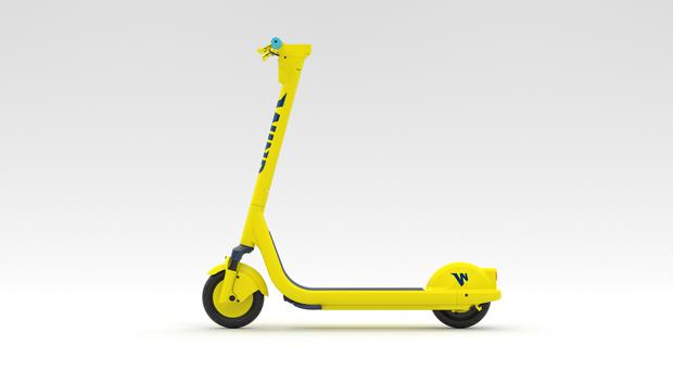 Shared electric scooter firm Wind has revealed talks to launch in Milton Keynes (Wind/PA)
