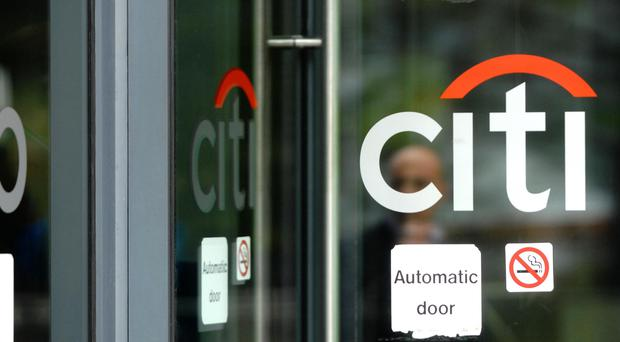 Citigroup's UK operations have been fined £44m by the PRA (Tim Ireland/PA)
