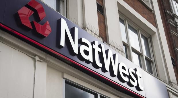 NatWest's online banking and mobile app have gone down during the Black Friday sales (PA)