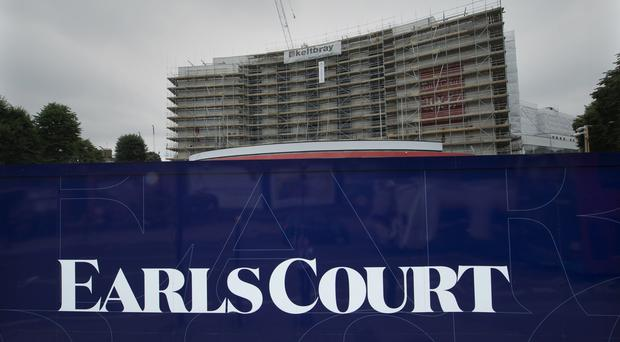 The development site has been sold for £425 million (Anthony Devlin/PA)