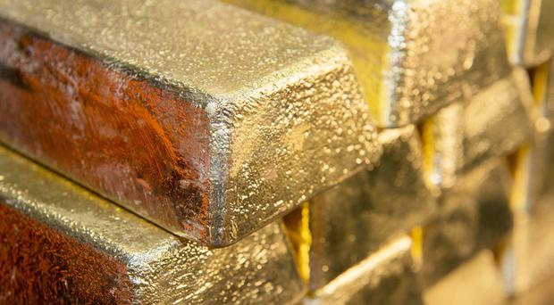Centamin said that shareholders were better off rejecting the bid. (The Royal Mint/PA)