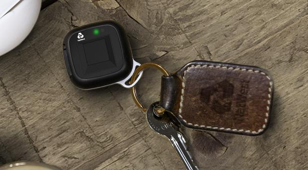 Around 250 customers will try out NatWest's key fob (NatWest/PA)