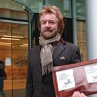 Noel Edmonds was one of the victims, he is pursuing Lloyds in a separate legal battle (Jonathan Brady/PA)