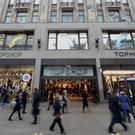 The tycoon has remortgaged his building on Oxford Street (Anthony Devlin/PA)